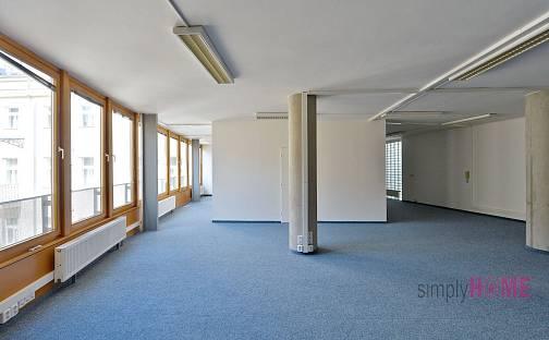 Pronájem kanceláře, 175 m², Václavské náměstí, Praha
