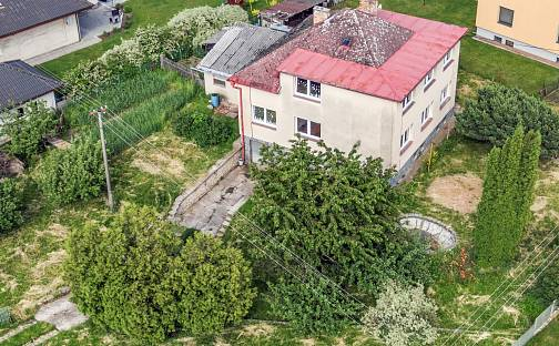 Prodej domu 230m² s pozemkem 1350m², Řestoky, okres Chrudim