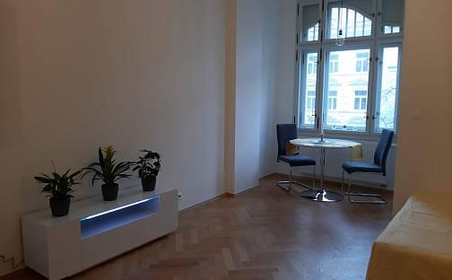 Pronájem bytu 1+kk, 41 m², Korunovační, Praha 7 - Bubeneč