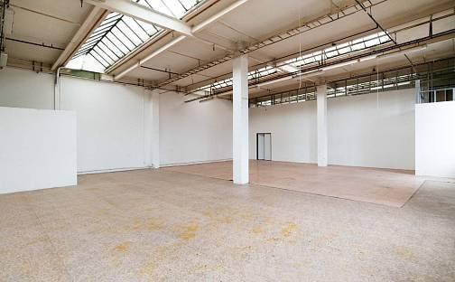 Pronájem výrobních prostor, 262 m², Papírenská 114/5, Praha