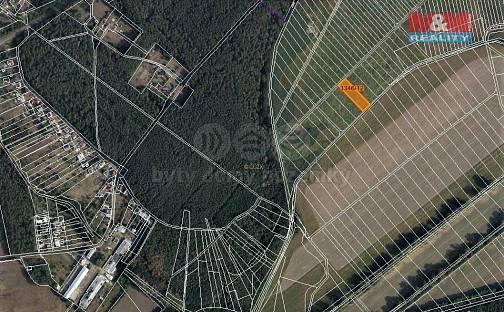 Prodej louky, 2648 m², Rohatec, okres Hodonín