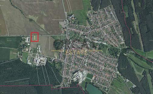 Prodej pole 142m², Ratíškovice, okres Hodonín