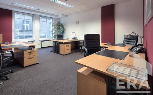 Pronájem kanceláře, 67 m², Klimentská, Praha 1 - Nové Město, okres Praha