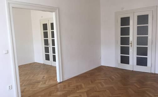 Pronájem bytu 2+1, 99 m², Čs. armády, Praha 6 - Bubeneč