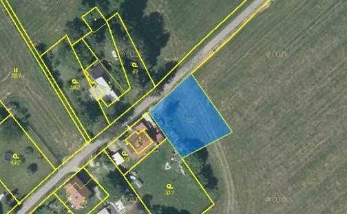 Prodej stavebního pozemku, 773 m², Hrádek nad Nisou, okres Liberec