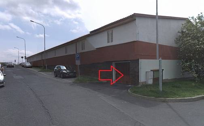 Pronájem komerčního objektu (jiného typu), 18 m², Karla Marxe, Most