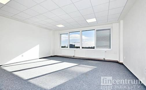 Pronájem kanceláře, 54 m², Jeremiášova, Praha 5 - Stodůlky