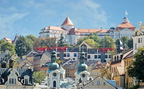 Prodej bytu atypického, 165 m², Libušina, Karlovy Vary