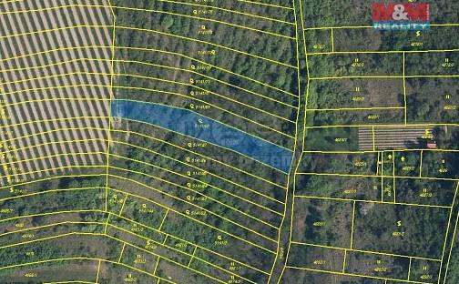 Prodej pozemku 1552m², Archlebov, okres Hodonín
