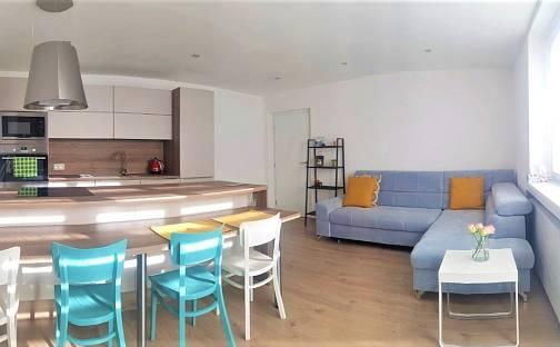 Pronájem bytu 3+kk, 62 m², Višňová, Praha 4 - Krč