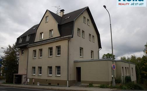 Pronájem bytu 1+kk, 25 m², Rýnovická, Jablonec nad Nisou