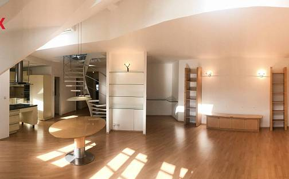 Prodej bytu 5+kk 201m², Na okraji, Praha 6 - Veleslavín