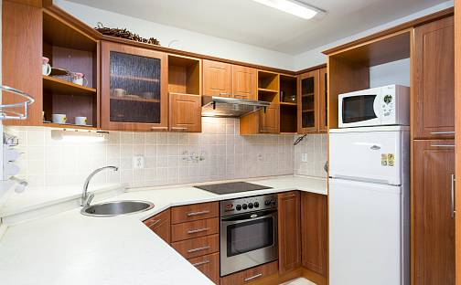 Pronájem bytu 2+kk, 54 m², Podvinný mlýn, Praha 9 - Libeň