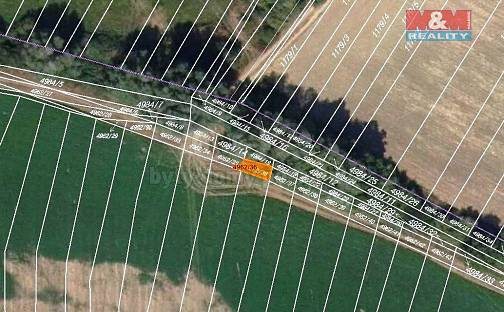 Prodej vodní plochy, 403 m², Bzenec, okres Hodonín