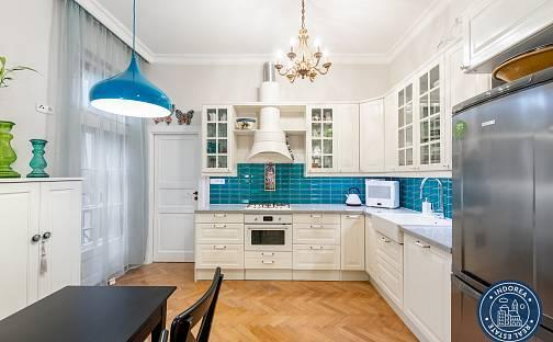 Prodej bytu 3+1 96m², Thámova, Praha 8 - Karlín