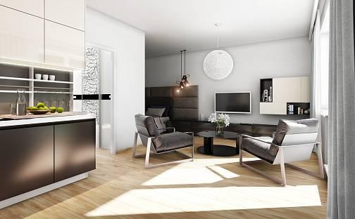 Prodej bytu 1+kk, 32 m², Opata Petra, Chýně