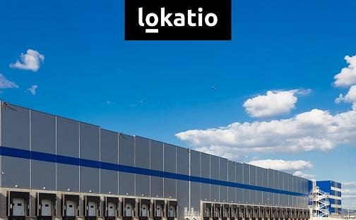 Pronájem skladovacích prostor 38029m², Podbořany, okres Louny