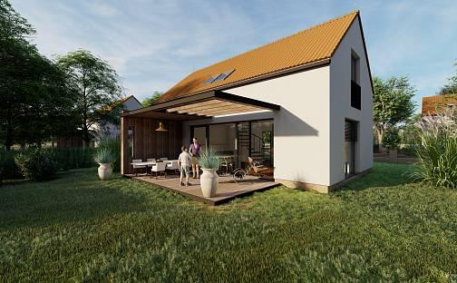 Prodej domu 130.7 m² s pozemkem 387 m², Račice-Pístovice - Račice, okres Vyškov
