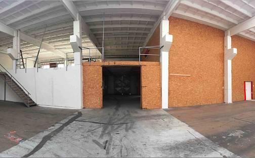 Pronájem skladovacích prostor, 1101 m², Praha
