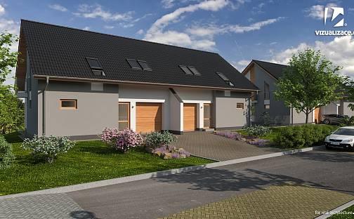 Prodej domu 126 m² s pozemkem 537 m², Leknínová, Lhota