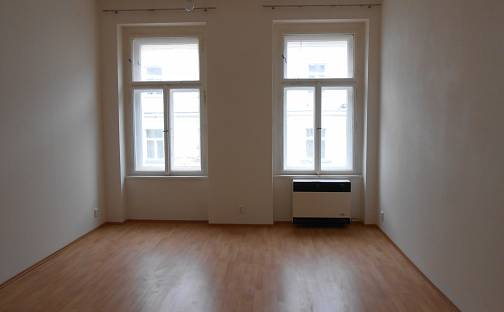 Pronájem bytu 1+1, 42 m², Jana Masaryka, Praha 2 - Vinohrady
