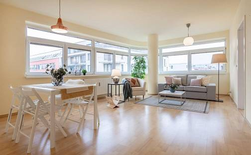 Prodej bytu 4+kk, 105 m², Drahobejlova, Praha 9 - Libeň