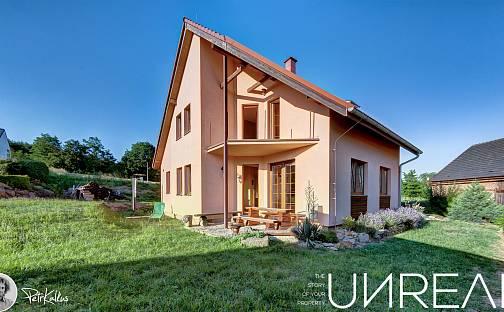 Prodej domu 125 m² s pozemkem 1238 m², Holovousy - Chodovice, okres Jičín