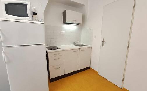 Pronájem bytu 1+kk, 20 m², Krátký lán, Praha 6 - Vokovice