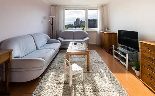 Prodej bytu 3+kk, 66 m², Jažlovická, Praha 11 - Chodov