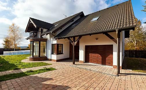 Prodej domu 221 m² s pozemkem 748 m², Pražská, Velká Dobrá, okres Kladno