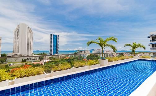 Prodej bytu 1+1 40m², Pattaya, Thajsko