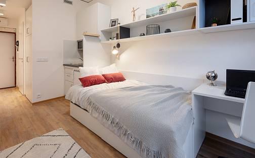 Pronájem bytu 1+kk 15m², Na zátorách, Praha 7 - Holešovice