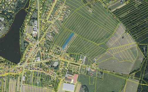 Prodej stavebního pozemku 2809m², Suchý, okres Blansko
