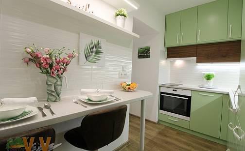 Prodej bytu 1+1, 43 m², Vítkova, Praha 8 - Karlín