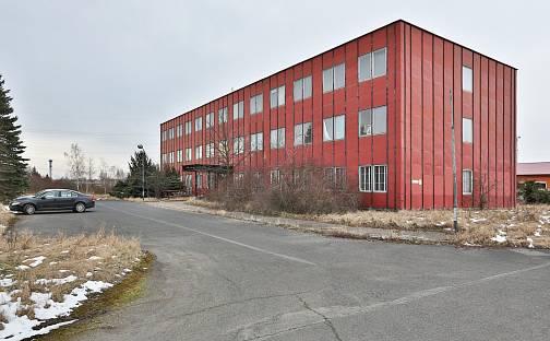 Prodej ubytovacího objektu, 2200 m², Beethovenova, Chomutov