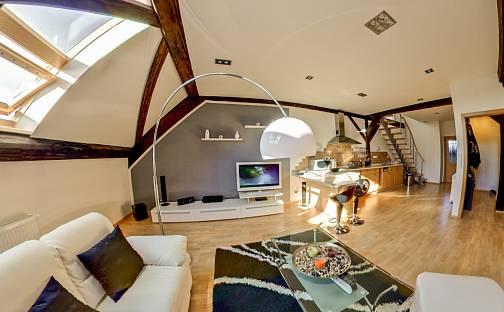 Pronájem bytu 4+kk, 116 m², Jindřicha z Lipé, Česká Lípa