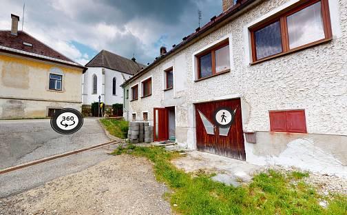 Prodej domu 223m² s pozemkem 310m², Staré Město pod Landštejnem, okres Jindřichův Hradec