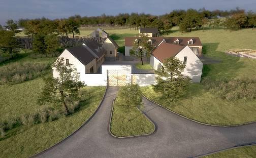 Prodej domu (jiného typu) s pozemkem 73000 m², Sedlec-Prčice - Malkovice, okres Příbram