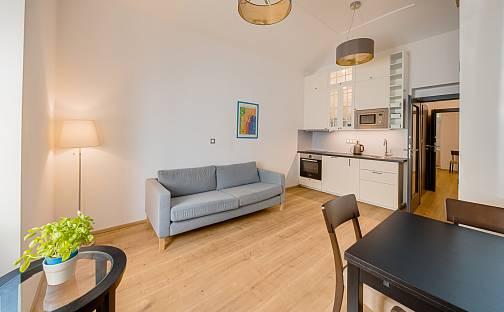 Pronájem bytu 2+kk 44m², Hostivítova, Praha 2 - Vyšehrad