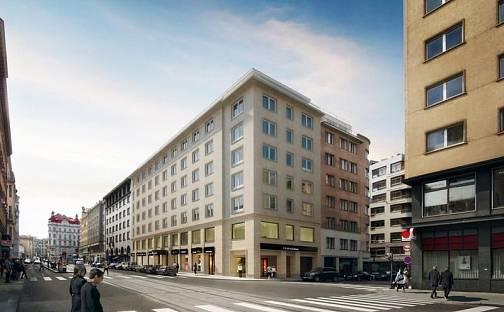 Pronájem kanceláře, 26 m², Revoluční, Praha 1 - Staré Město