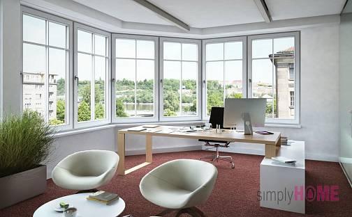 Pronájem kanceláře, 437 m², Klimentská, Praha