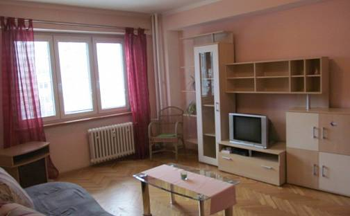 Pronájem bytu 1+1 40m², Přípotoční, Praha 10 - Vršovice