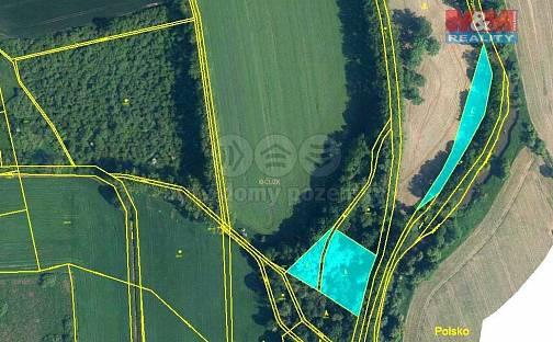 Prodej lesa, 6063 m², Úvalno, okres Bruntál