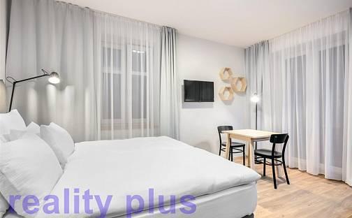 Pronájem bytu 1+kk 36m², Svatoplukova, Liberec - Liberec IV-Perštýn