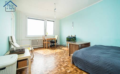 Prodej bytu 1+kk, 30 m², Krynická, Praha 8 - Troja