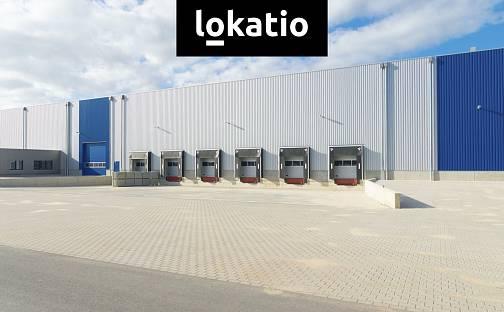 Pronájem skladovacích prostor, 15628 m², Česká Lípa