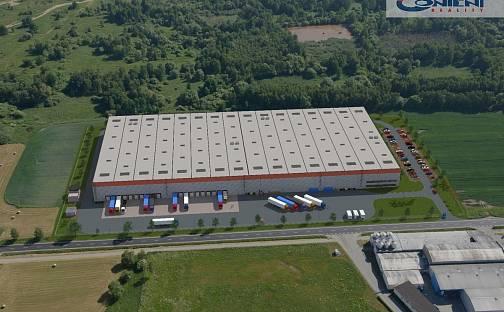 Pronájem skladovacích prostor, 20000 m², Jindřichův Hradec - Jindřichův Hradec III