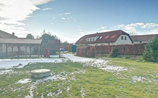 Prodej domu 120m² s pozemkem 3000m², Stehlovice, okres Písek
