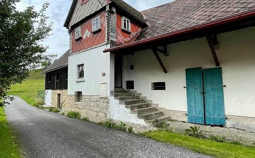 Prodej chaty/chalupy 90m² s pozemkem 797m², Police nad Metují - Hony, okres Náchod