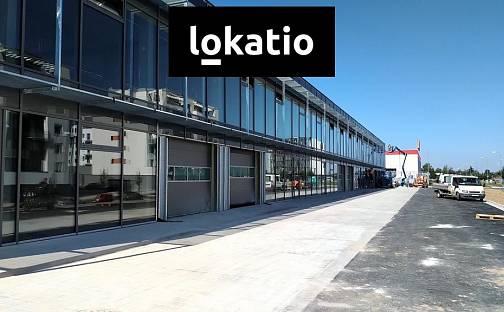 Pronájem skladovacích prostor 1000m², Hradec Králové